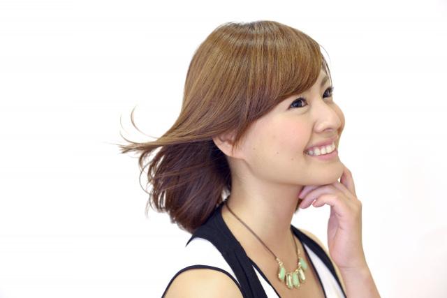 髪の印象は女性にとって重要なポイントです