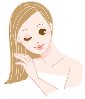 くせ毛を落ち着かせる方法